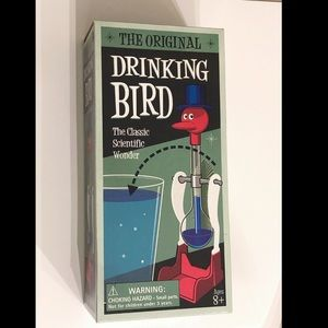 The Original Drinking Bird Novelty Fun
